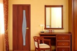 Дверь под цвет мебели