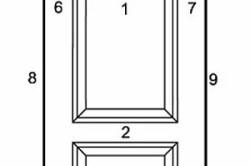 Порядок нанесения краски на двери из плит МДФ