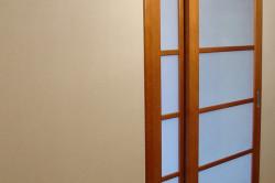 Откатные двери в квартире