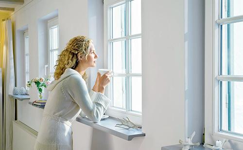 Пластиковые окна с откосами
