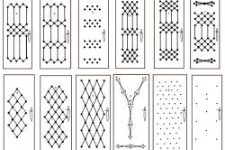 Варианты укладки декоративного шнура