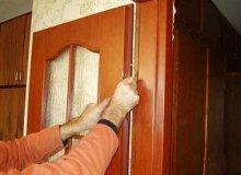 Как починить дверь межкомнатную