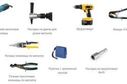 Инструменты для монтажа двери