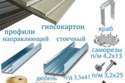 Материалы для отделки дверного проема гипсокартоном