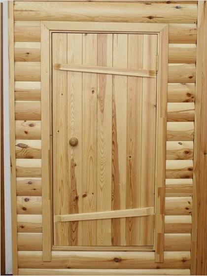 Самодельная дверь из дерева - Изготовление и установка деревянной двери своими руками