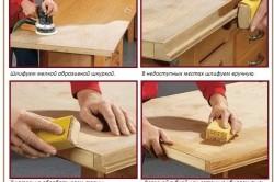 Подготовка деревянной двери к окрашиванию