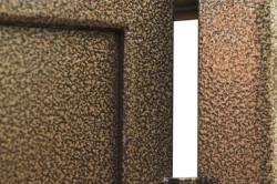 Покраска металлической двери порошковым напылением