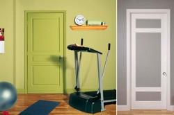 Примеры обновления старой двери