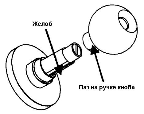 Как разобрать ручку зонта автомата - f