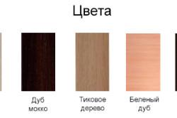 Часто используемые цвета для покраски межкомнатных дверей