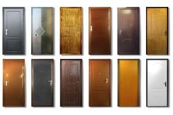 Установить входную дверь