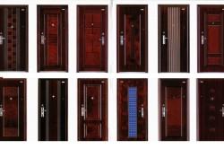 Двери от китайского производителя