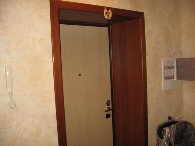 Откосы дверей из мдф