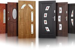 Выбор входной двери по внешнему виду