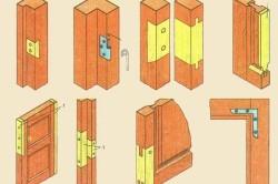 Варианты ремонта дверной коробки