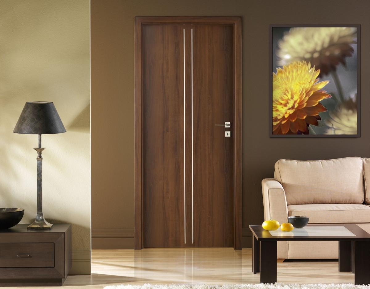 Красивые двери в интерьере