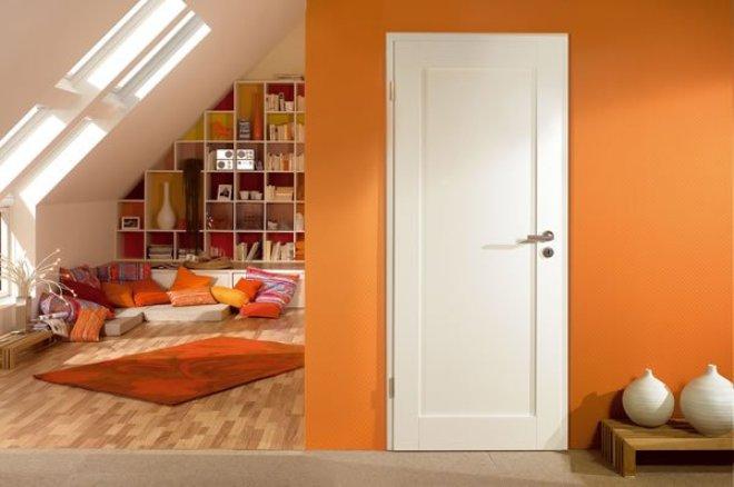 Какой лучше выбрать цвет для дверей