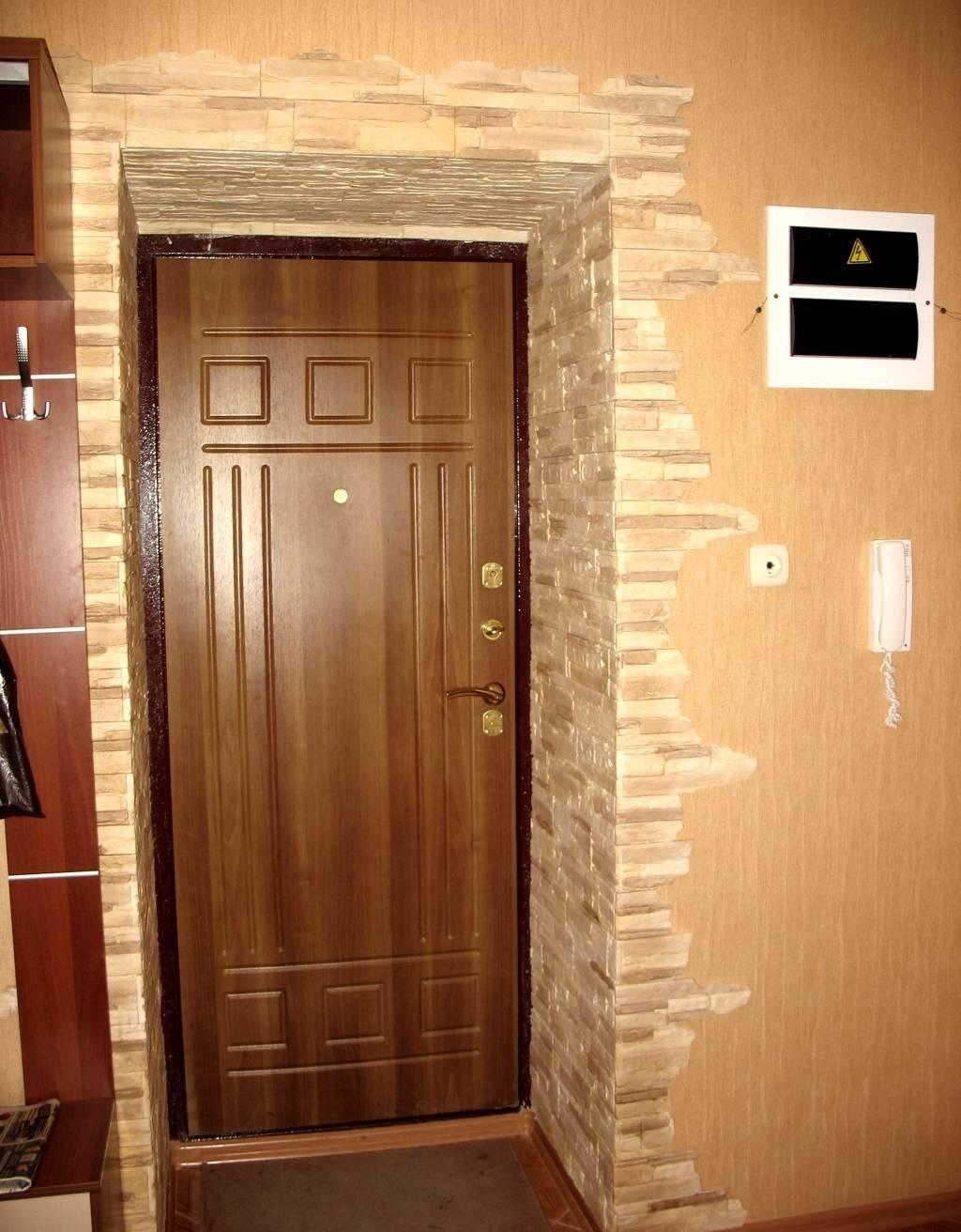 нашу дверной откос фото полгода, если объем